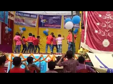 Video Chandu ke chacha ne chandi ke chammach kids dance on Annual Program download in MP3, 3GP, MP4, WEBM, AVI, FLV January 2017