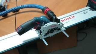Bosch. GKS 10,8 V-LI Professional. Часть 02.