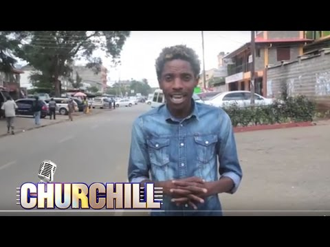 osama - Eric Omondi's Jicho Pevu: How Osama was caught.