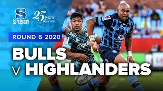 Bulls v Highlanders Rd.6 2020 Super rugby video highlights | Super Rugby Video Highlights
