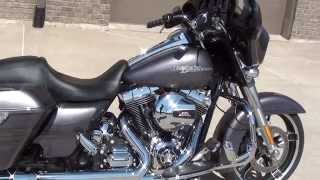 4. 2014 Harley Davidson Street Glide Special