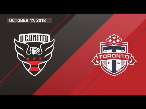 Video: Match Highlights: Toronto FC at DC United- October 17, 2018