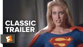Supergirl 1984 Official Trailer  <b>Helen Slater</b> Faye Dunaway Peter OToole Superhero Movie HD