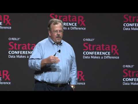 """Strata 2012:  """"Knowledge Sharing and Personalized Clinical…"""", Blackford Middleton"""