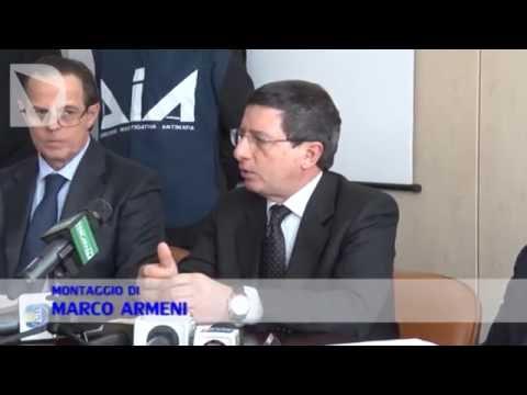 SERVIZIO - OPERAZIONE ANTIRICICLAGGIO DELLA DIA DI FIRENZE   dichiarazione