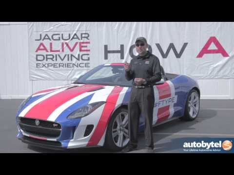 Jaguar Test Drive Experience @ Jaguar Drive Alive Program
