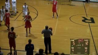 Rochester High School Boys Basketball vs Plymouth