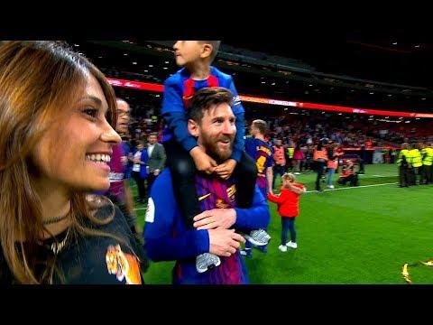 Lionel Messi vs Sevilla (Copa Del Rey Final 2018) 21/04/2018 HD 1080i - Thời lượng: 14 phút.