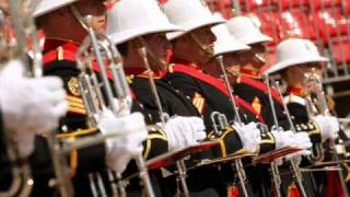 The Band of H.M. Royal Marines - Gibraltar.
