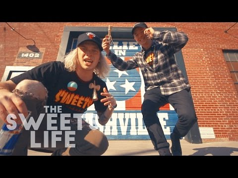 KENDAMA MUSIC VIDEO? Battle at the Border 2017 Recap – The Sweets Life Ep.6