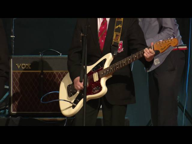 Year 7 Rock Band - Wild Thing