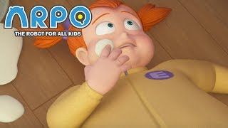 ARPO The Robot For All Kids - Emm Takes The Cake | | 어린이를위한 만화 Videos For Kids