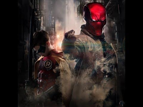 Red Hood Fan Series Episode 2 Trailer - Damian Wayne Robin