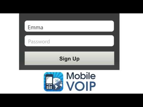 Video of MobileVOIP Cheap Voip Calls
