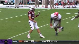 Dylan Thompson vs Georgia (2014)