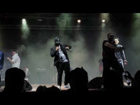 Кино (Jillzay / Truwer) / Скриптонит в Астане 14.05.2017 (видео)