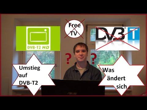 DVB-T2 HD Umstellung: Was ändert sich mit DVB-T2 (n ...