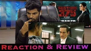 Section 375 Trailer Reaction || Official Trailer || Akshaye Khanna, Richa Chadha,Ajay Bahl