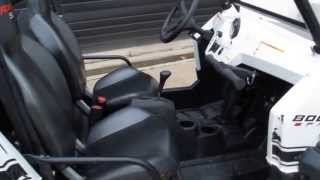 7. 2010 Rzr S, fox shocks, maxxis big horn tires, 298 miles, for sale in Texas