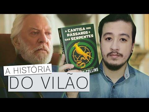 A CANTIGA DOS P�SSAROS E DAS SERPENTES, uma atualização para os JOGOS VORAZES? | Review
