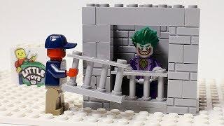 Video Lego Spiderman Building Prison for Joker Funny Animation MP3, 3GP, MP4, WEBM, AVI, FLV Januari 2019