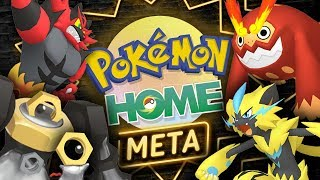 POKEMON HOME METAGAME DISCUSSION! MOVESET CHANGES! Pokemon Sword and Shield by PokeaimMD