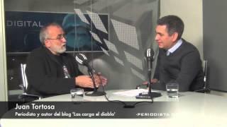 """Juan Tortosa: """"Viví la manipulación informativa de Canal Sur en mis propias carnes"""""""