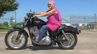 8. 2008 Harley-Davidson Sportster