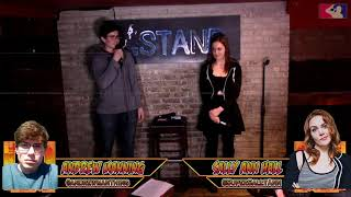 The RoastMasters 3.13.18: Sally Ann Hall vs. Andrew Manning