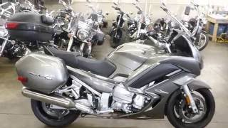 10. 2013 Yamaha FJR 1300 description
