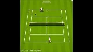 ブラウザで遊べるテニスゲームです。http://www.wowgame.jp/game_html/1619.html↑リアルテニス
