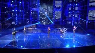 GRIFSHAT - E KTHJELLET ( Kenga Magjike 2012 - Nata e pare Gjysem Finale )