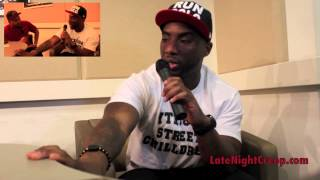 Charlamagne Tha God x DJ Akademiks: (Speaks on Law of Attraction, Selling Out, Groupies)