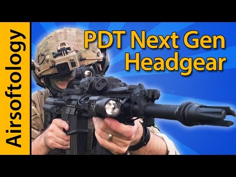 MilSim Level Face Protection - PDT Next Gen Headgear | Airsoftology Review