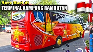 Video Lalu - Lalang Bus di Terminal Kampung Rambutan (19 Agustus 2018) MP3, 3GP, MP4, WEBM, AVI, FLV Agustus 2018