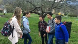 Nos jeunes à Lourdes !