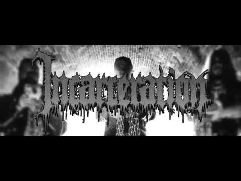 INCARCERATION - Evoking the Possession (Lyric Video)