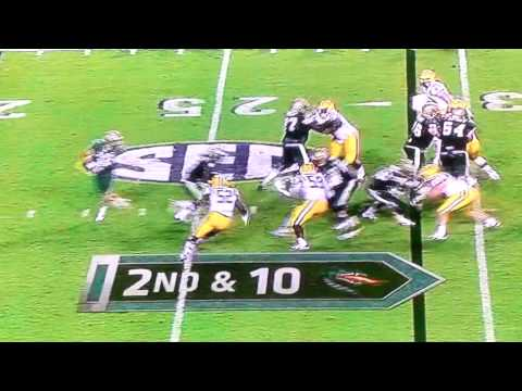 Darrin Reaves big run vs LSU 2013 video.