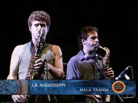 La Mississippi video Mala transa - San Pedro Rock II / Argentina 2004