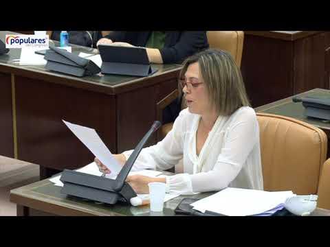 """Milagros Marcos: """"El Gobierno está dejando atrás al sector pesquero"""""""