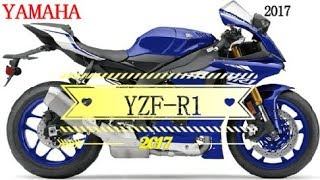 7. LOOK!! 2017 Yamaha YZF R1 Specifications