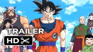 Nonton Dragon Ball Z  Battle Of Gods Official Us Release Trailer  2014    Anime Action Movie Hd Film Subtitle Indonesia Streaming Movie Download