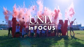 UNLV in Focus: Research Week, Homecoming, and more (October 2017)