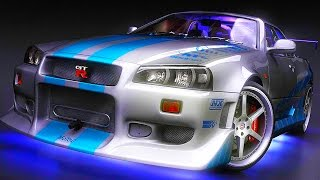 Nonton FAST & FURIOUS Paul Walker Skyline GTR - GTA 5 FAST & FURIOUS Stunts & Racing - GTA 5 FAST & FURIOUS Film Subtitle Indonesia Streaming Movie Download