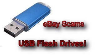 I'll be reviewing this fake USB flash drive from a Chinese eBay Seller. This is for educational purposes only. I do not recommend you use this method to get free flash drives from ebay. Check out my other scam bait videos!Link to music: http://www.kubbimusic.com/Twitter: https://twitter.com/ScammingRevenge