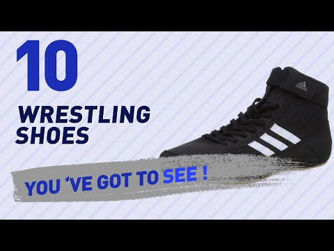 Wrestling Shoes, Top 10 Collection // Men's Shoes, UK 2017 видео