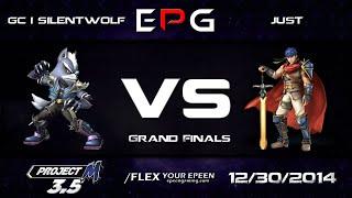 A high octane match! GC|Silentwolf (Wolf) Vs. JuSt (Ike) GFs