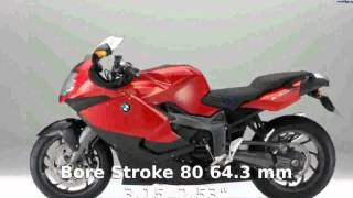 9. BMW K 1300S Walkaround, Specs
