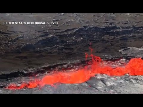 Hawaii's Kilauea volcano eruption forces evacuations