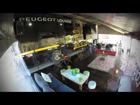 Super Track Peugeot Lounge